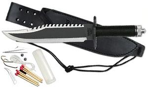 Rambo Überlebensmesser