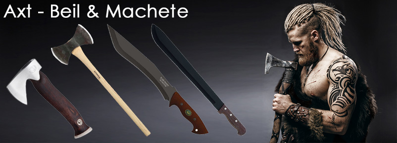 Axt - Beil & Machete