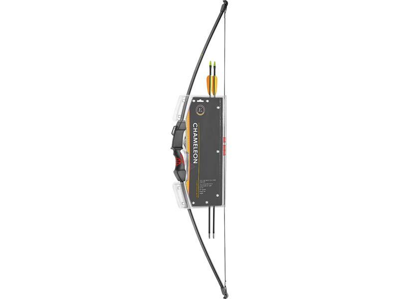 Ek-Archery Recurve Jugendbogen Set Chameleon Zubehör Zuggewicht 10-15lbs