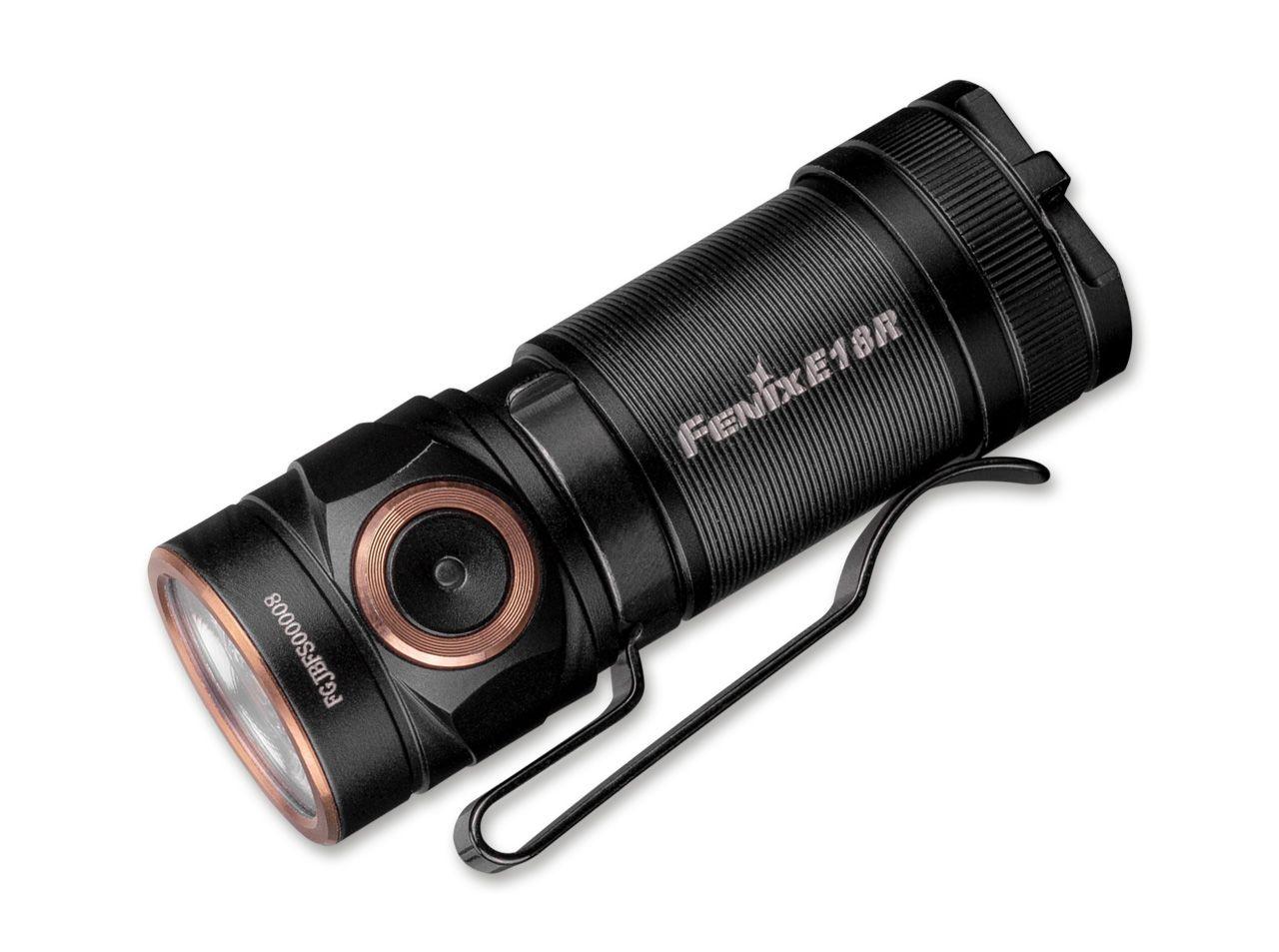 Taschenlampe E18R