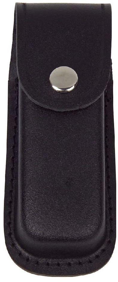 Lederetui schwarz Grifflg 12cm