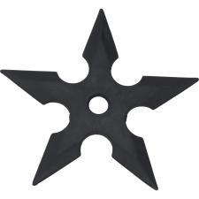 Gummi Ninja Wurfstern Spielzeug LARP Shurikan Ninjutsu Waffe