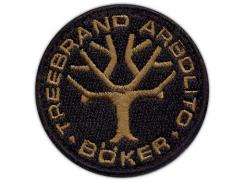 BÖKER PATCH BLACK