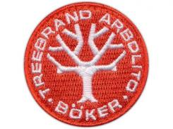 BÖKER PATCH RED