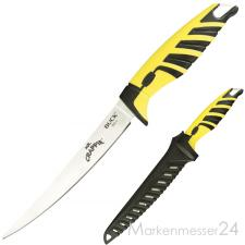 Buck Filetiermesser, Modell 233 Mr. Crappie, Kunststoff-Scheide