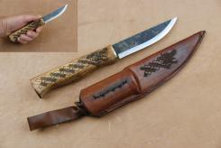 Norse Dragon Knife Wikinger Messer Viking