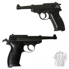 Deko deutsche Militärpistole P3 aus dem 2. Weltkrieg Nachbau