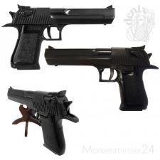 Desert Eagle Pistole USA / Israel .357, .44, .50, ab 1980 Metal Nachbau