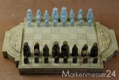 'Isle of Lewis' Wikinger-Schach historisches keltisches Schachspiel