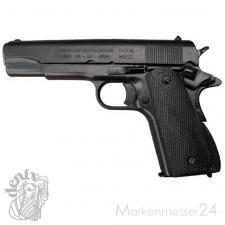Pistole Colt Government, 1911 Deko Nachbau Schusswaffe Metall