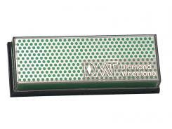 DMT Benchstone Diamantschärfer,grün/extrafeine Körnung(1200), trocken/nass, Kunststoffständer/-Box