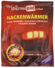 """Nackenwärmer, """"Thermopad"""", 6-er Pack, Einmalgebr.,10 Std."""