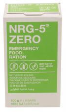 Notverpflegung, NRG-5, ZERO, 500 g, (9 Riegel), 7 % MwSt