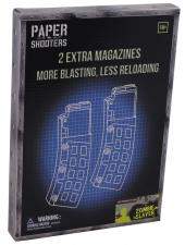 PAPER SHOOTERS, Bausatz, Magazin-Zombie Say, 2er Pack