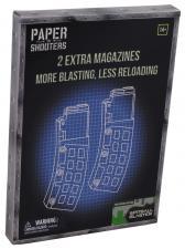 PAPER SHOOTERS, Bausatz, Magazin-Green Spit, 2er Pack