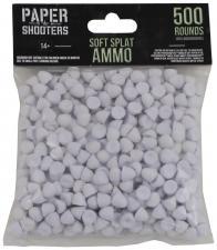 PAPER SHOOTERS, Munition, 500 Stück
