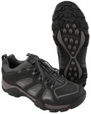 Trekking-Schuh, grau, Mountain Low