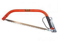 G-Man Kompakt Bogensäge, Universalsägeblatt, Sicherheits-Handschutz-Bügel