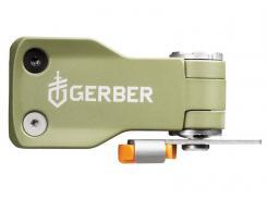 Gerber FREEHANDER NAIL & CLIP Tool, Schneidbacken,, Schnurhalter, Dorn, Aluminiumgehäuse, Federstahlring