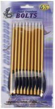 Ersatzpfeile Armbrust Bolzen Metall (10Stück)