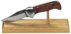 Holzständer für Taschenmesser
