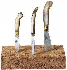 Korkblock für Messer