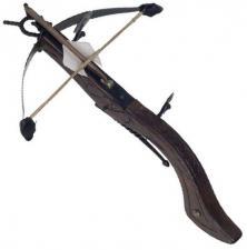 Mittelalter Armbrust Länge 32 cm