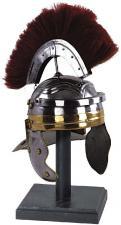 Römischer Helm m Helmbusch