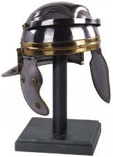 Römischer Helm m Ohrenschutz