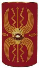 Römischer Legionärs-Schild