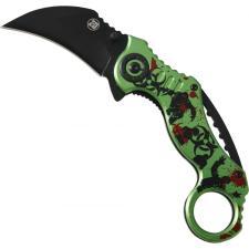 Zombie Dead Karambit Taschenmesser