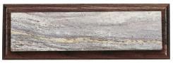 Arkansas Abziehstein 6000 - 8000 20x5cm auf Kunststoffsockel