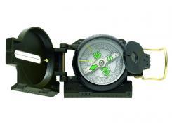 Kompass,gehäuse,dunkelgrün,