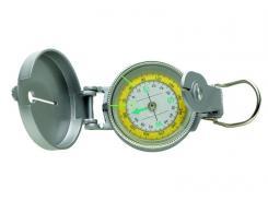 Kompass,Metallgehäuse,silberfarbig,