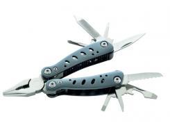 Mini-Tool,Zange + 8 Werkzeugen, Etui