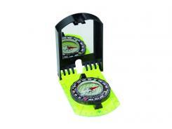 Platten- und Peilkompass,transparente Bodenplatte durchsichtige Kapsel