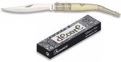 Navaja schlankes spanisches Taschenmesser ws4 8,8cm Klinge, Geschenk Box