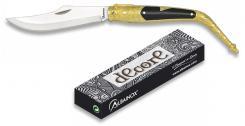 Navaja schlankes spanisches Taschenmesser ge2 8,8cm Klinge, Geschenk Box