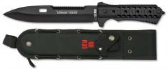 RUI Tactico Einsatzmesser Titan beschichtet mit Glasbrecher