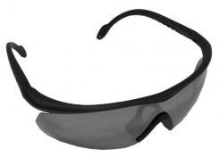 """Armee Sportbrille, """"Storm"""", Schießbrille, schwarz, 3 Ersatzgläser"""