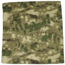 Bandana, HDT - camo FG, Gr. 55 x 55 cm, Baumwolle Mundschutz Mund- Nase- Schutz