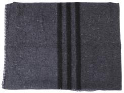 Biwakdecke, anthrazit, 200 x 150 cm