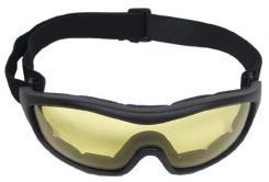 """Brille, """"Mountain"""", gelbe Gläser"""