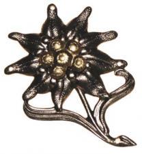 BW Gebirgsjäger-Edelweiß, Metall