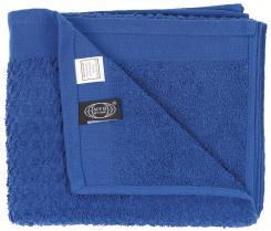 BW Handtuch, Frottee, blau, ca. 90 x 45 cm