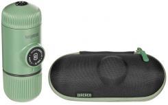 """Espressomaschine """"WACACO"""", grün, mit Etui"""