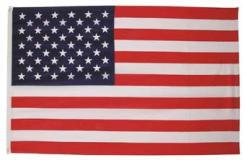 Fahne, USA, Polyester, Gr. 90 x 150 cm