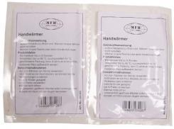Handwärmer-Kissen, 10, 5 x 7 cm für Einmalgebrauch, ca. 6 Std.