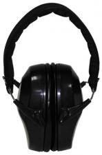 Kapselgehörschutz, klappbar, Universal, schwarz