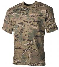 "Kinder T-Shirt, ""Basic"", operation-camo, 140-145 g/m²"